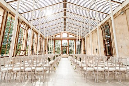 Kew Gardens, The Nash Conservatory