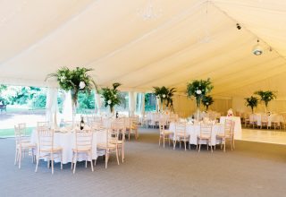 Chiswick House and Gardens London Pavilion Wedding