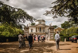 Chiswick House and Gardens London