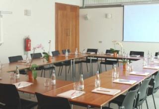 Kew Gardens Corporate Meeting, Orangery Classroom