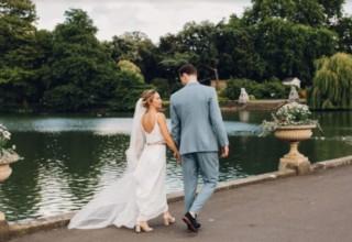 Kew Gardens Wedding Venue, Grounds, Deborah Grace Photography