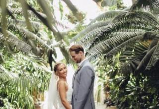 Kew Gardens Wedding Venue, The Nash Conservatory, Photography by Deborah Grace