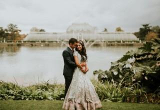 Kew Gardens Wedding Venue, Gardens, Photography by Jonny MP