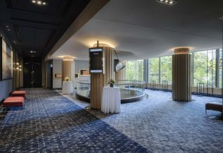 Pre Function Room - Amora Hotel Jamison Sydney-min