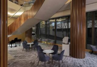 Lower Lobby - Amora Hotel Jamison Sydney-min