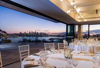 Epicure at Taronga Zoo Private Dining, Gili Rooftop