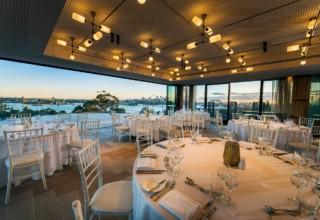 Epicure at Taronga Zoo Corporate Dinner, N'Galawa Terrace