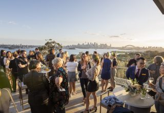 Epicure at Taronga Zoo Corporate Summer Drinks, Gili Rooftop