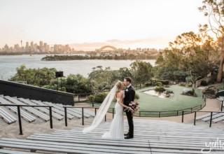 Taronga Zoo Weddings View Sydney Harbour Amphitheatre Yulia Photography