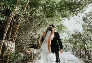 garden wedding venue sydney mosman Taronga Zoo