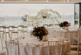 Taronga Zoo Sydney Weddings Events, Photo by Stef J Banic @stefjbanicphoto 2-min