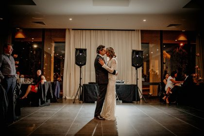 Leonda by The Yarra Wedding Venue, Ballroom, Photography by Collections.Photography