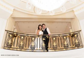 The Bentley Wedding Venue, Balcony