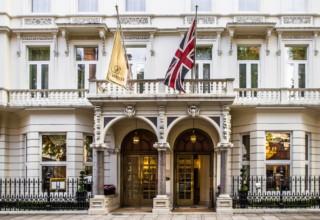 The Bentley Hotel Corporate Venue, Entrance