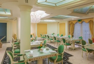 The Bentley Corporate Meetings, Peridot Restaurant