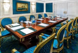 The Bentley Corporate Meeting, The Daniel Room