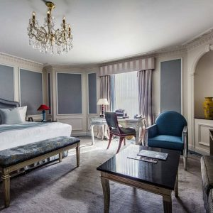 Deluxe King Room at The Bentley