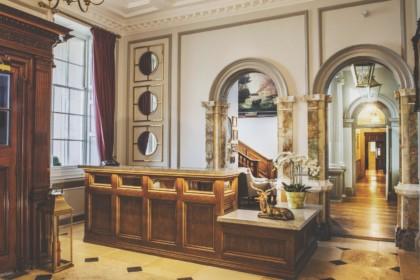 De Vere Wokefield Estate Mansion House, Private Function Venue, Reception