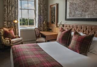 Guest Suite at De Vere Wokefield Estate, Mansion House