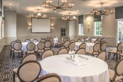 De Vere Wokefield Estate Corporate Lunch, Mansion House, Lincoln Suite