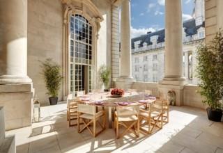 Hotel Cafe Royal, Pompadour Ballroom Terrace