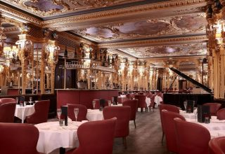 Hotel Cafe Royal, Oscar Wilde Lounge