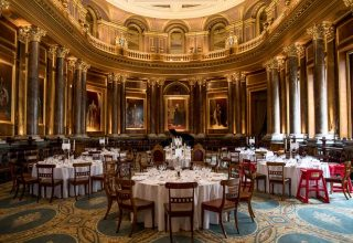 Drapers Hall Private Function, Livery Hall