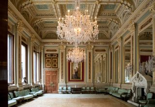 Drapers Hall Networking Event, Court Drawing & Dining Room