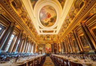 Drapers Hall Corporate Dinner, Livery Hall