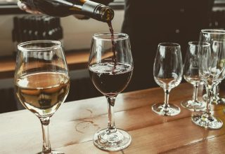 Fergusson Winery Wine Tours, Vineyard