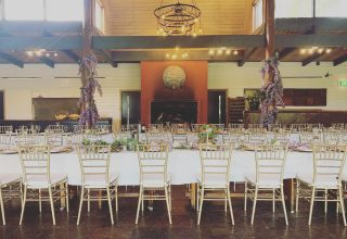 Fergusson Winery Private Lunch, Whole Venue