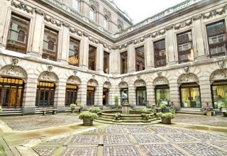 Drapers' Hall Garden and Courtyard