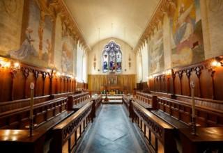 Fulham Palace History Tour, Tait Chapel