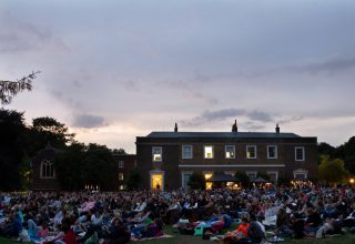 Fulham Palace Cinema Nights, Grounds