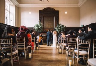 Fulham Palace Wedding Venue, Great Hall