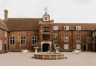 Fulham Palace Corporate Venue, Tudor Courtyard