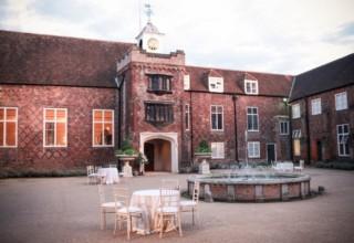 Fulham Palace Tudor Courtyard