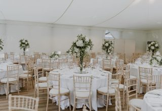 Fulham Palace The Chaplains Garden Marquee