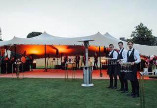 Kensington Palace Engagement Party, Gardens