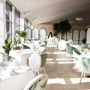 Kensington Palace Corporate Meeting, Cafe