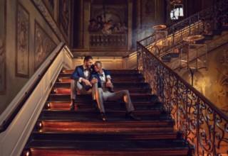 Kensington Palace Wedding Venue, Staircase