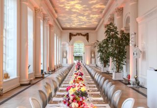 Kensington Palace Birthday Party, State Apartments