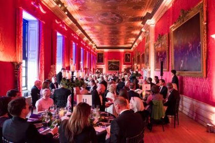 Kensington Palace Corporate Dinner, State Apartments