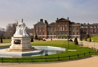 Kensington Palace Corporate Venue, Outside view