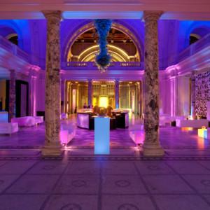 V & A Private Party, Dome