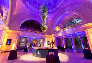 V & A Corporate Networking Event, Dome