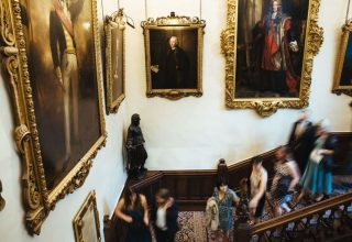 Ironmongers' Hall, London Social and Events Venue, Artworks
