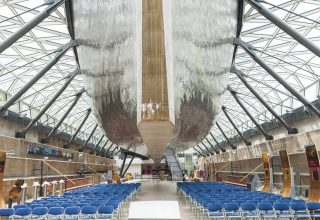 Cutty Sark Corporate Venue, Under The Hull