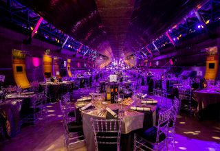 Cutty Sark Corporate Dinner, Under The Hull