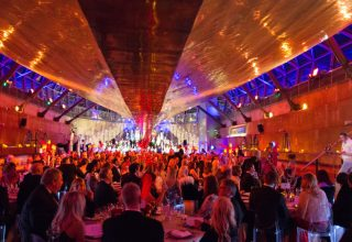Cutty Sark Networking Event, Under The Hull